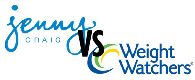 Jenny Craig Versus Weight Watchers